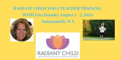 Learn To Teach Children Yoga - Radiant Child Yoga 1 - 3  Sammamish, WA