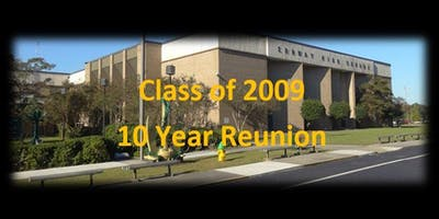 Class of 2009- Conway High School 10 Year Reunion