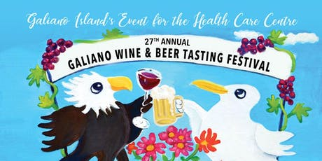 Galiano Wine and Beer Tasting Festival tickets