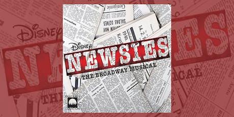 Disney's Newsies tickets