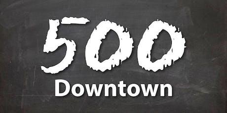 "IMPROV 500 (Market Theater Downtown)- The ""Art"" of Improv - A Deeper Understanding SUMMER tickets"