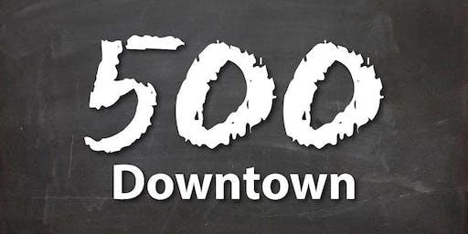 """IMPROV 500 (Market Theater Downtown)- The """"Art"""" of Improv - A Deeper Understanding SUMMER"""
