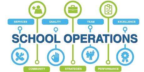 Charter School Operations: Leader Training tickets