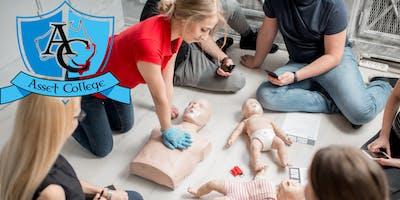 Provide CPR - Ipswich