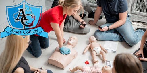 Provide CPR - Ipswich