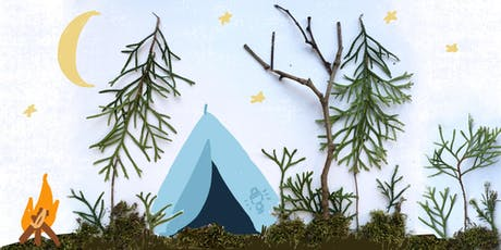 """Art Camp """"Let's Go Camping!"""" (Age 9-13) tickets"""