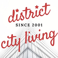 DistrictCityLiving.com logo
