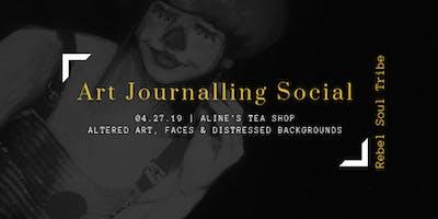 Art Journalling Social