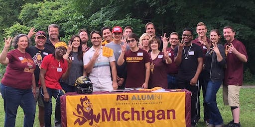 Detroit, MI: ASU Sun Devil Send-Off