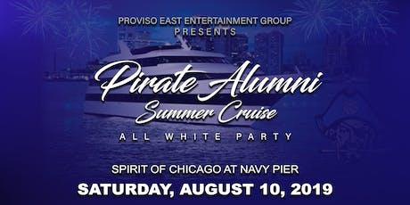 Proviso East Alumni Summer Cruise Party 2019 ** All-White Attire tickets