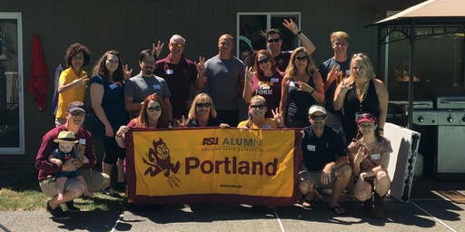Portland, OR: ASU Sun Devil Send-Off