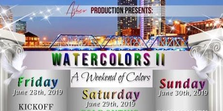 Watercolors II tickets