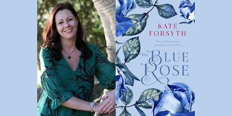 Kate Forsyth Author Talk tickets