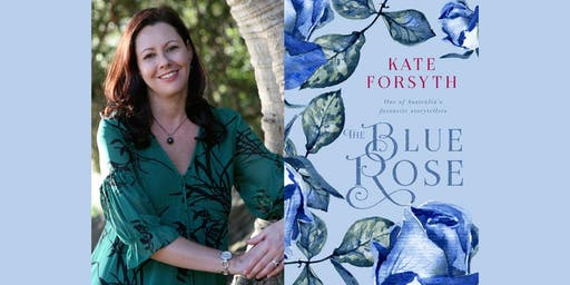 Kate Forsyth Author Talk