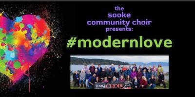 The Sooke Community Choir         #modernlove