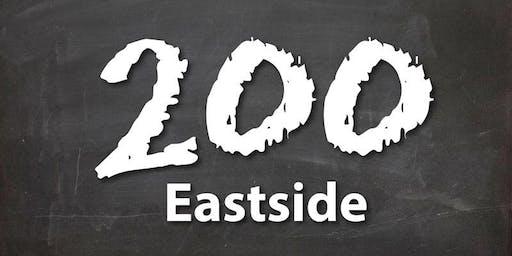IMPROV 200 EASTSIDE- The Power of Collaboration SUMMER