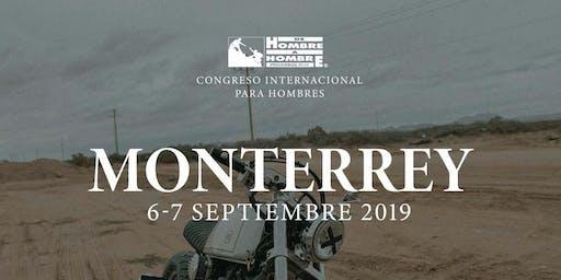 De Hombre A Hombre - Monterrey 2019