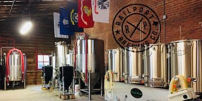 Saturday Brewery Tour & Tasting