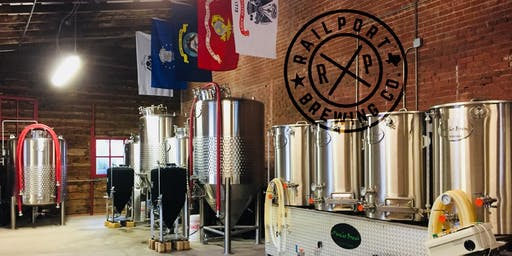 Saturday Brewery Tour & Tasting