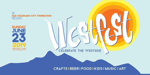 2019 WestFest Vendor Application
