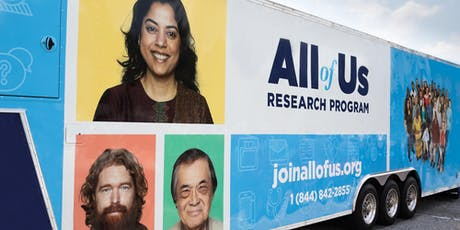 Visit the All of Us Journey a Mobile Exhibit at the Detroit Public Library tickets