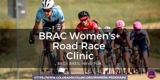 BRAC's Women's+ Road Race Clinic