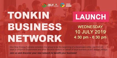 Tonkin Business Network tickets