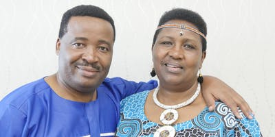 Bishop Julius & Jane Mbagaya ~ ministering