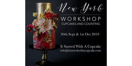 Cake Decorating Masterclass tickets
