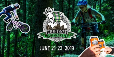 Plaid Goat Mountain Bike Fest & Jump Jam 2019