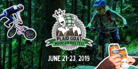 Plaid Goat Mountain Bike Fest & Jump Jam 2019 tickets