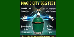 Magic City Egg Fest