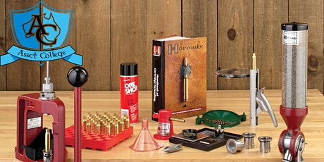 Basic Reloading Course tickets