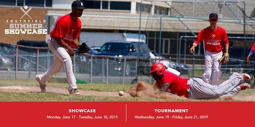 Southfield Summer Baseball Showcase