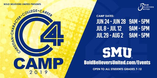 C4 Camp: Christian Character College & Career