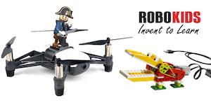 (6-8 Yrs)Dual Tech Camp: LEGO meets Drone