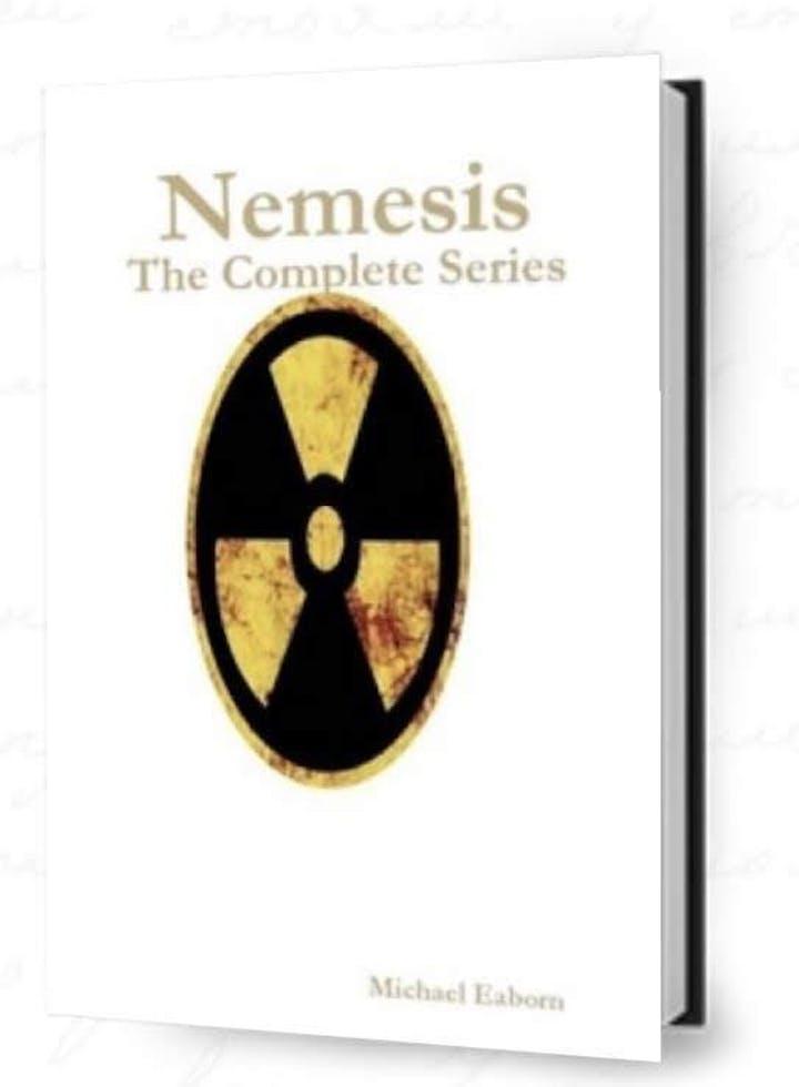Nemesis 2019-2020 Book Tour