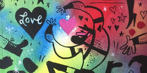 2nd Annual Pre-Pride Party-Pump Popup Shop @ The Pumpjack