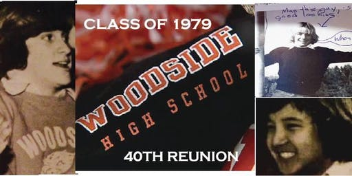 Woodside High School Class of 1979 40th Reunion