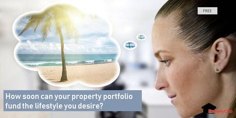WA | Property Club Workshop | How can you fund the lifestyle you desire? - Ascot tickets