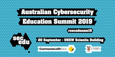 Australian Cybersecurity Education Summit 2019