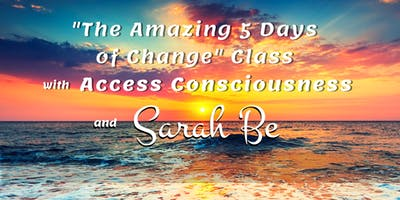 Access Bars and Foundation Class with Sarah Be Sunshine Coast