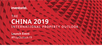 China 2019 International Property Outlook - Report Launch Sydney