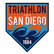 Triathlon Club of San Diego logo