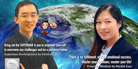 Superman Mindset and Emotional Success Development tickets