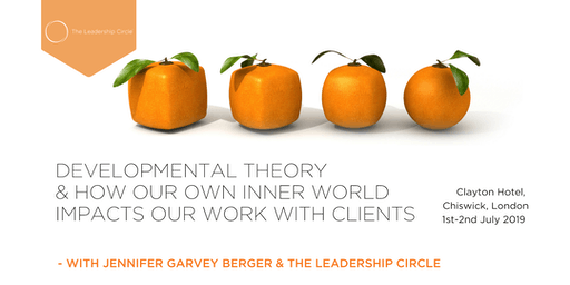 Developmental Theory(€): How our own Inner World impacts our work with Clients - with Jennifer Garvey Berger & The Leadership Circle