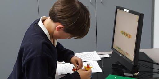 Robotics and Programming with Lego WeDo -  6/24-6/28