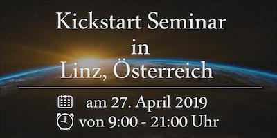 Kickstart Seminar in Linz, Österreich