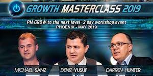 Growth Masterclass 2019- Phoenix AZ