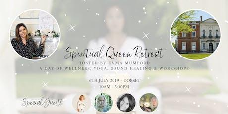Spiritual Queen Dorset Retreat 2019 tickets